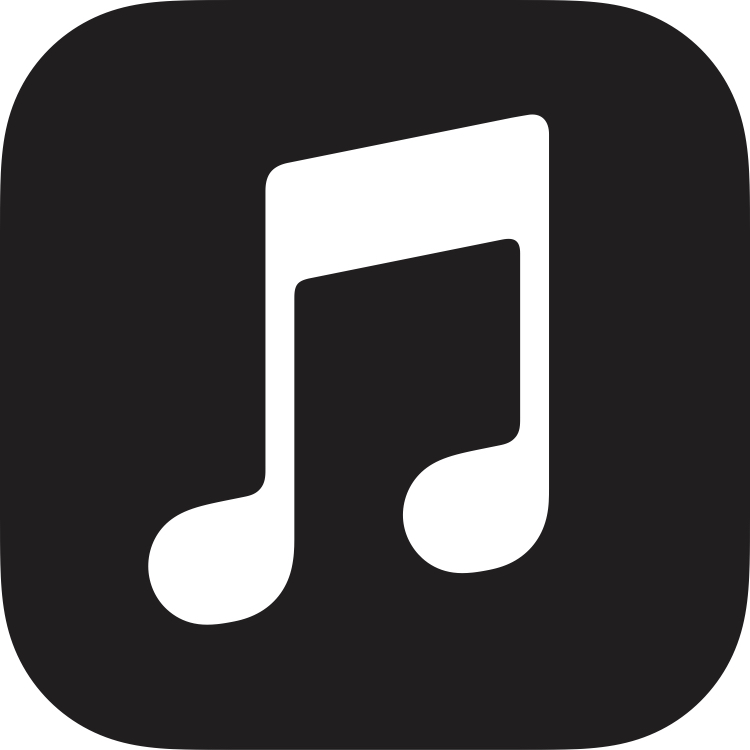 This image has an empty alt attribute; its file name is apple_music_icon_cmyk_blk_072420-1.jpg